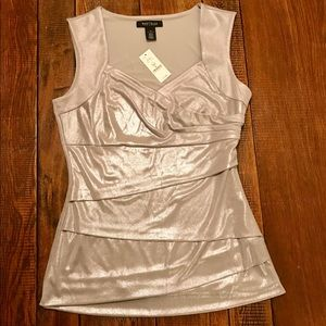 White House Black Market Size Medium Tank Top